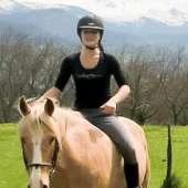 Votre guide local : Elodie, Monitrice d'équitation