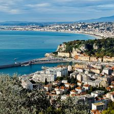 4-hour photographic tour of Nice (French Riviera)