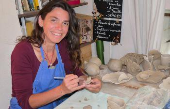Atelier de modelage naturel et insolite en Savoie !