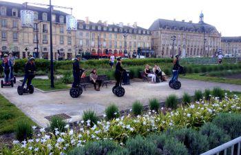 Balade insolite à la découverte de Bordeaux en Segway