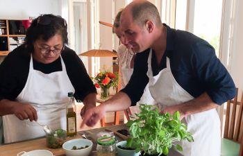 L'art de vivre en Provence : cuisinez votre repas méditerranéen !