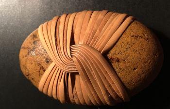 Stage découverte de la Vannerie : les noeuds sur galets