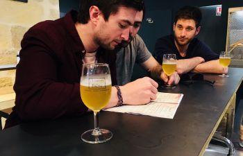 Jeu de piste à la découverte de Bordeaux avec dégustations de bières