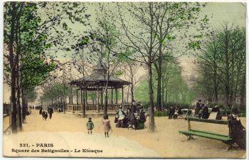 Découverte des Batignolles sur Paris