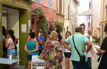 Jeu de piste Rock'n Roll au cœur de Roquebrune-sur-Argens