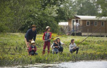 Demi-journée pêche en étang avec un passionné
