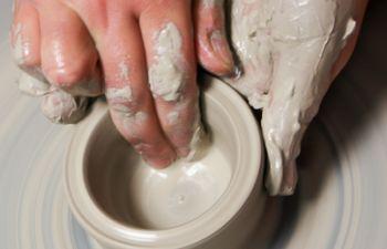 Atelier d'initiation à la poterie à deux pas de Brest